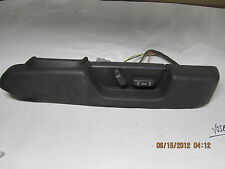 VOLVO S80 S 80 99-06 1999-2006  PASSENGER power SEAT SWITCH and PANEL