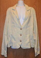 Womens Limestone Aventura Clothing Jacket Blazer Size Large NWT NEW