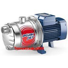 Elettropompa Autoadescante Inox 1Hp PLURIJET m4/100N 220V Pompa Acqua Pedrollo