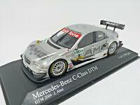 MINICHAMPS 1/43 - Mercedes-Benz C-Class DTM 2004 J. Alesi