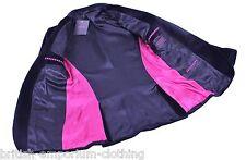 THOMAS PINK Black VELVET HAND CUSTOMISED Suit Jacket Blazer UK38 BNWT