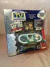 World Poker Tour Platinum Series Plug & Play TV Games Multi Player Bonus DVD  A1