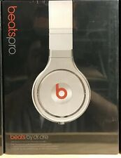 Beats by Dr. Dre Pro Headband Headphones - White - New and Sealed