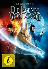 DIE LEGENDE VON AANG (NOAH RINGER, DEV PATEL, NICOLA PELTZ)  DVD NEU