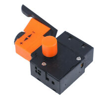 250V FA2-4/1BEK Lock on Power Electric Hand Drill Speed Control Trigger Switch