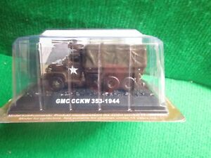 GMC CCKW 353 1944 (1:72 SCALE) AMER TANK COLLECTION LOT P67