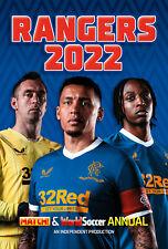 Rangers Anuario 2022 - Partido! & World Soccer - Gers Fútbol Yearbook