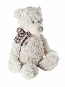 Mousehouse 35cm Very Soft Light Brown Plush Teddy Bear Soft Toy