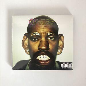 ODD FUTURE The OF Tape Vol. 2 CD Frank Ocean Tyler The Creator Earl Sweatshirt