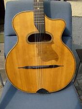 Alte Django Reinhardt Gitarre Maccaferri Selmer Di Mauro gerome Busato Guitar