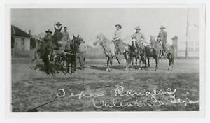 New Art Print Of 1882 Photo Texas Rangers In Valentine, Texas  8 1/2X11