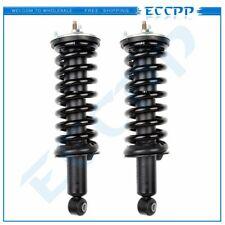 For Nissan Pathfinder 05-12 & Xterra 05-15 Front 2x Complete Strut & Coil Spring