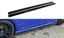 SIDE SKIRTS ADD-ON DIFFUSERS VW GOLF MK7 R (HATCHBACK & ESTATE 2012-2016)