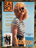 RARO! 27 Magazine about discography ps MADONNA ROKES Ivan Cattaneo ELVIS