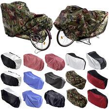 Fahrrad Abdeckplane Schutzhülle Abdeckung Fahrradgarage für alle Fahrradtypen