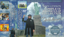John Lennon / Complete Promo Clip Collection / 4DVD With OBI STRIP