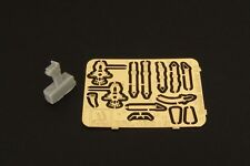 Brengun Models 1/48 GERMAN AIRCRAFT INTERIOR Photo Etch & Resin Set