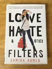 Love, Hate and Other Filters by Samira Ahmed (2018, Hardcover)
