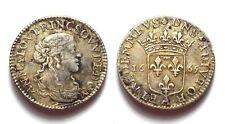 DOMBES - AN. MAR. LOUI BOURB 1650-1693 -AG/ LUIGINO 1665
