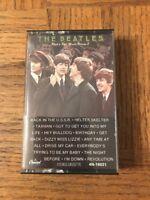 The Beatles Cassette