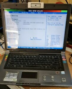 Asus F5RL Series(non working for parts only ) Laptop