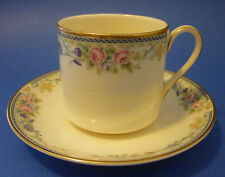 Royal Doulton Eleanor Coffee Espresso Demitasse Cup and Saucer several available