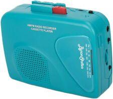 Cassette Player FM Am Radio Walkman Portable Automatic Stop System Pro New