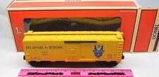 Lionel ~ 6-17258 BC Stander 'O' D&H boxcar 29055