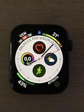 Apple Watch Series 4 (44 mm) GPS Cassa in Alluminio - Grigio Siderale - USATO!