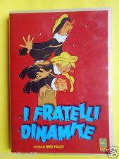 dvd i fratelli dinamite nino pagot film animazione 1949 the dynamite brothers tv
