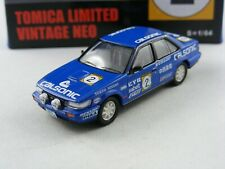 '89 Nissan Bluebird SSS-R Rally #2,Tomytec Tomica Lim.Vint.Neo LV-N185c,1/64