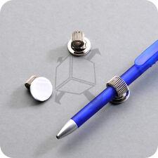 Self Adhesive Single Pen Holder Pocket Pen Clip - perfect for Nurses, Doctors