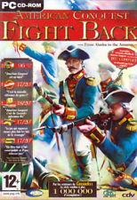 JEU PC CD ROM../....AMERICAN CONQUEST.......FIGHT BACK.../.......