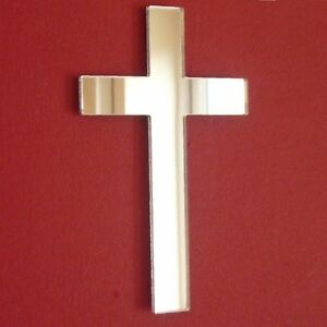 Cross Acrylic Mirror (Several Sizes Available)
