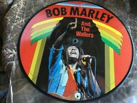 BOB MARLEY AND THE WAILERS VINYL Import PICTURE DISC Denmark dont rock my boat