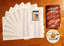 ALESIS SRAM Card 8 Expando Banks QSR QS6 QS7 QS8 QS - with 3 Custom Bonus Banks