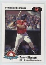 1998 Arizona Fall League Prospects Danny Klassen #3