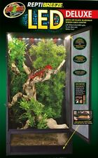 "Zoo Med ReptiBreeze LED Deluxe XL 24"" x 24"" x 48"""