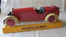 Meccano No2 Constructor Car Display Plinth
