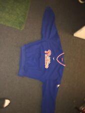 Philadelphia Phillies Nike Pullover Jacket Mens Medium