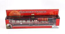 New Universal Studios Wizarding Harry Potter Hogwarts Express Wooden Train Set