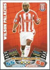 TOPPS MATCH ATTAX 2011-12- #249-STOKE CITY-WILSON PALACIOS