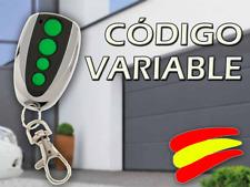 Mando reemplazo de código variable para garaje puertas DITEC GOL4 GOL4C BIXLP2