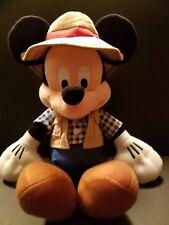 Mickey mouse Disney Parks plush Fisherman
