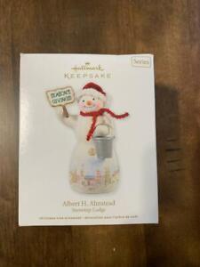 ALBERT H ALMSTEAD-SNOWTOP LODGE-Hallmark Keepsake Ornament-2012 in box