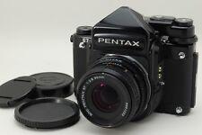 【NEAR MINT】 Pentax 67 TTL Late Model 6x7 w/ SMC P 90mm F2.8 From Japan #224