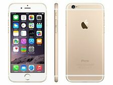 Apple iPhone 6 64GB Gold - neue Batterie - 1 Jahr Garantie - guter Zustand