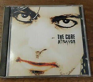 THE CURE : STRANGE LIVE PARIS BERCY 15/10/1996  2 CD R