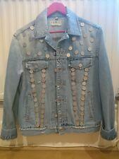 FIORUCCI Denim Jacket size S