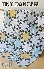Tiny Dancer Quilt Pattern ~ Julie Herman ~ use Jaybird Hex N More ruler pinwheel